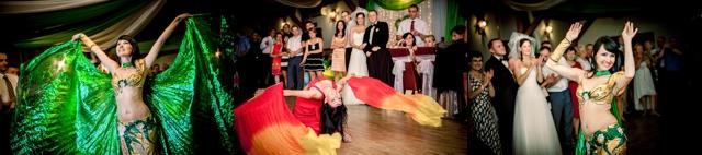 Pokazy tańca na weselu, Animacje taneczne na wesele